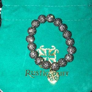 Rustic cuff girls emme bracelet